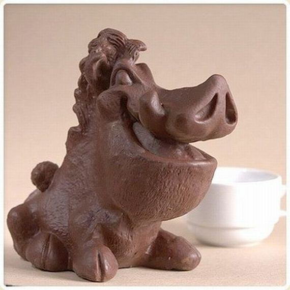 Awesome Chocolate Sculptures