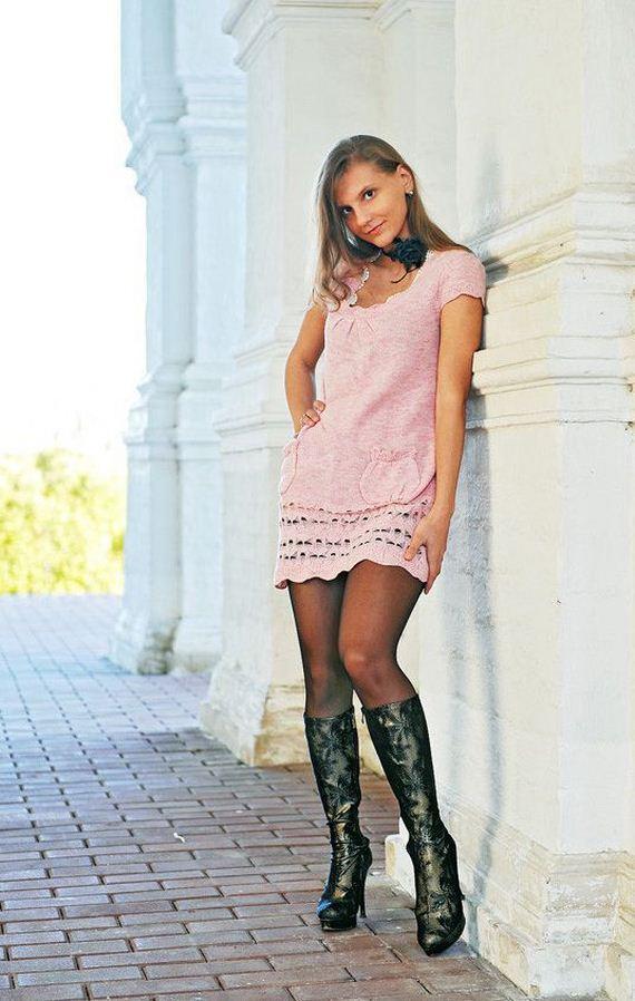 Частное фото девушек в коротких юбках 22 фотография