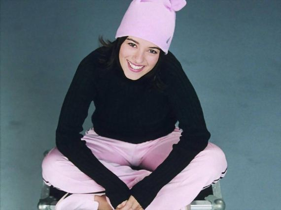 alizee now and then - photo #31