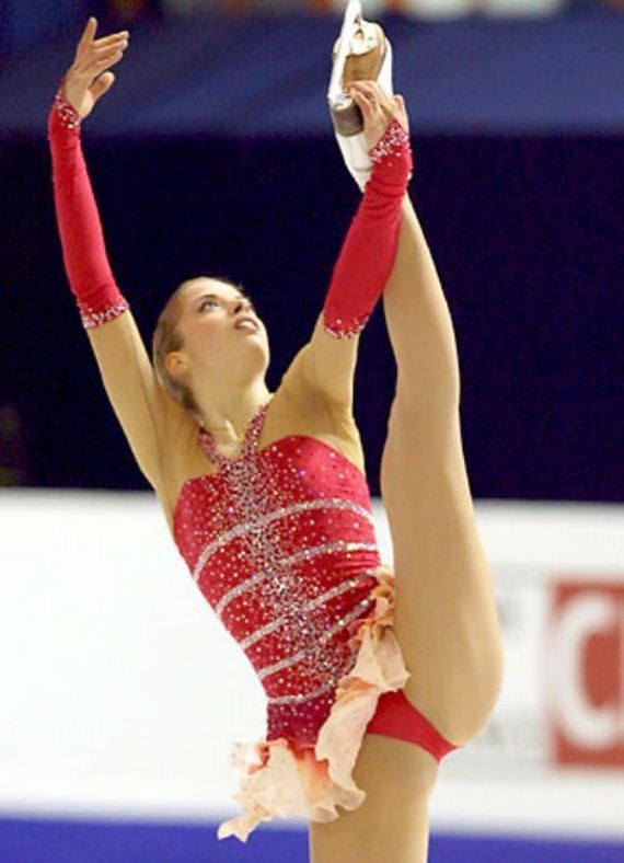 Figure skating sexy