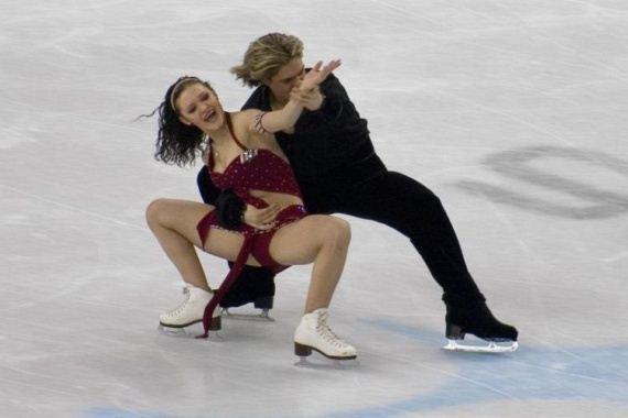 Ice Skating Pussy Slips