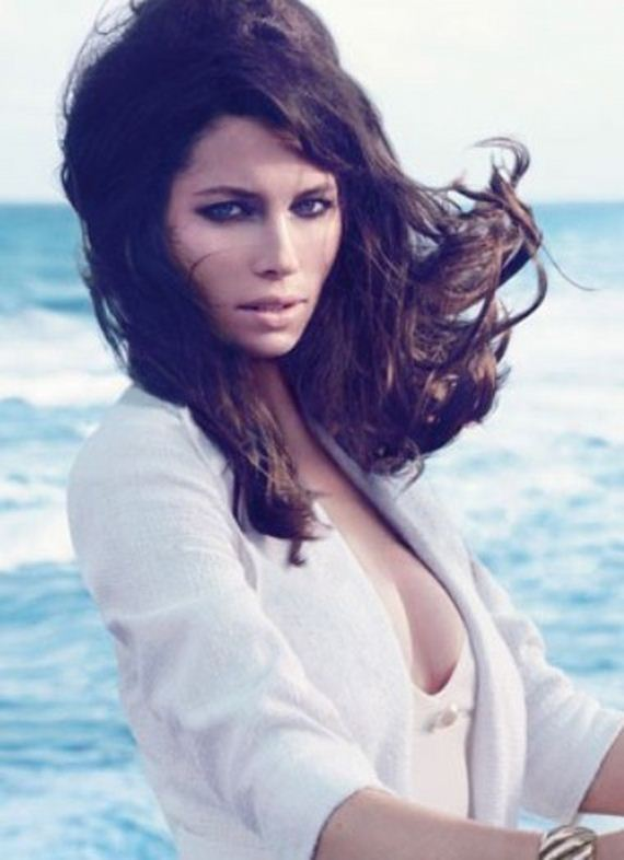 20 Hottest Photos Of Newlywed Jessica Biel