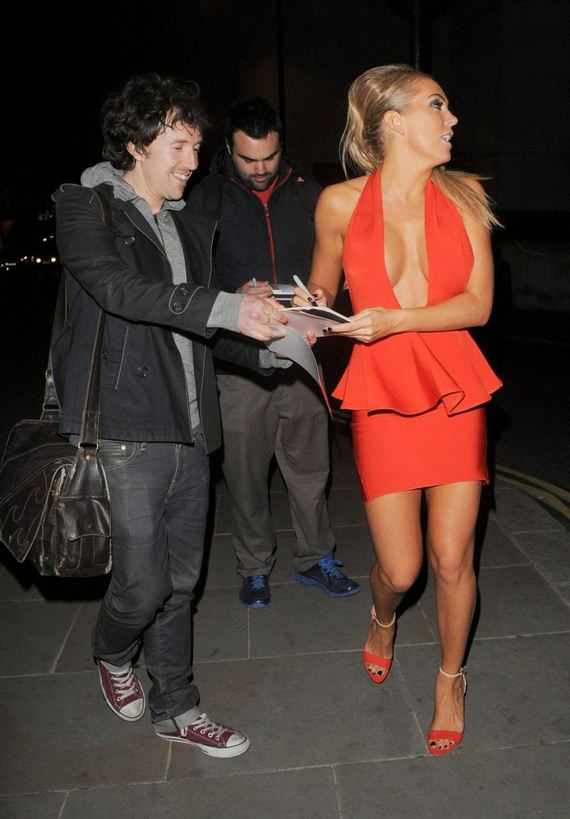 Aisleyne-Horgan-Playboy-Club