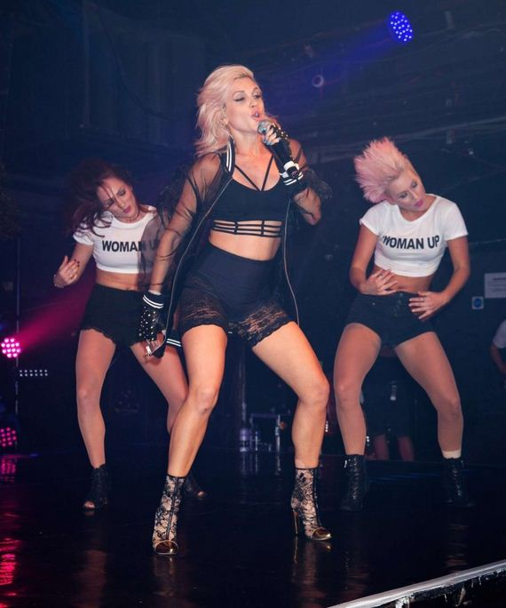 Ashley-Roberts -Performs-at-G-A-Y