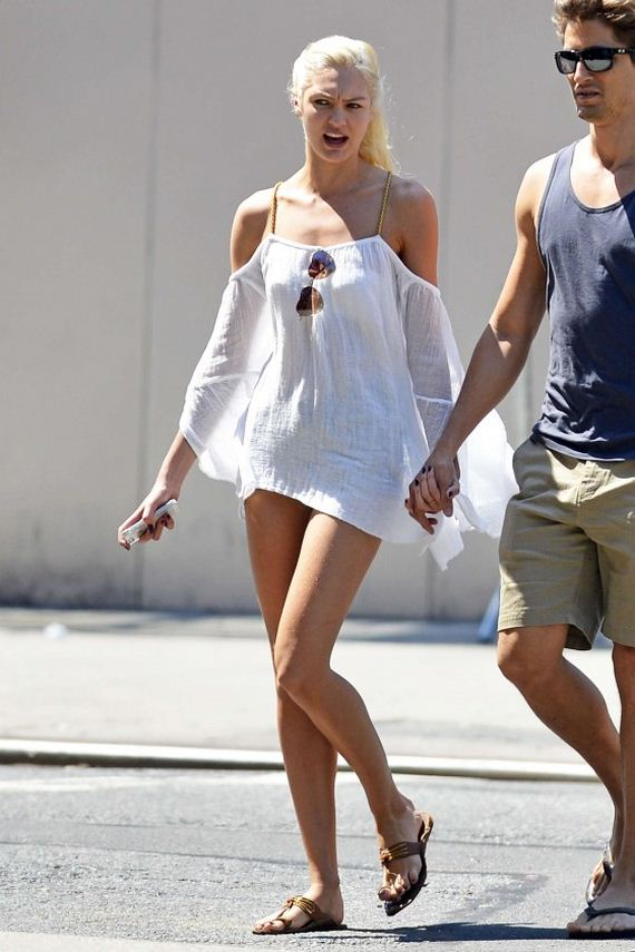 Candice-Swanepoel---leggy-out-in-NY