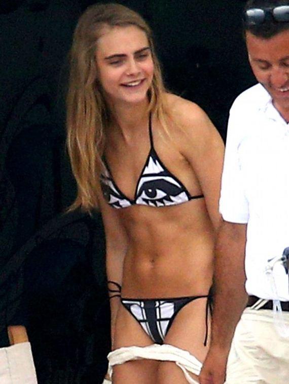 Cara-Delevingne-in-Bikini-in-Monaco