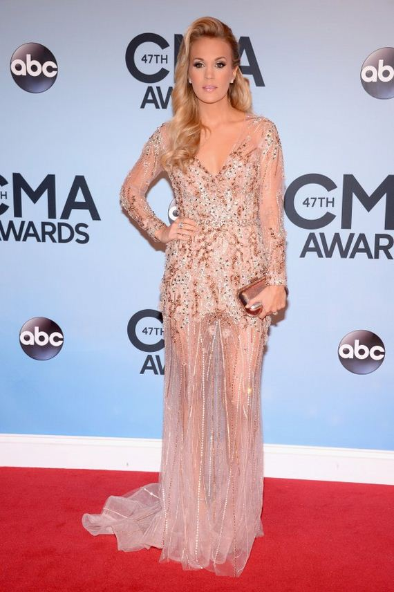 Carrie-Underwood -Country-Music-Association