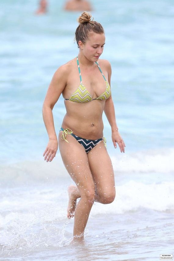 Hayden-Panettiere-Bikini-2013 -in-Miami-Beach