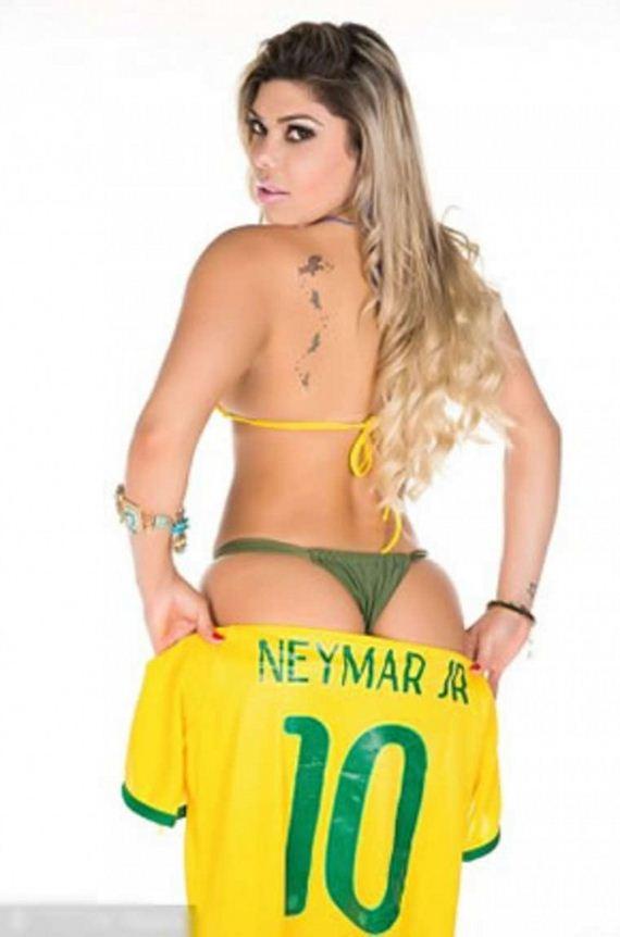 Blond big ass brasil - 1 part 9