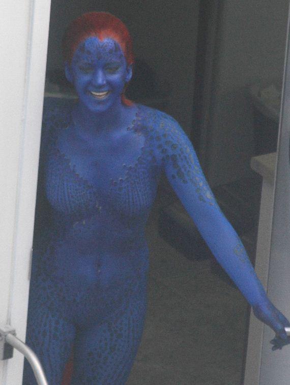 Jennifer-Lawrence-on-the-X-Men-set-in-Montreal