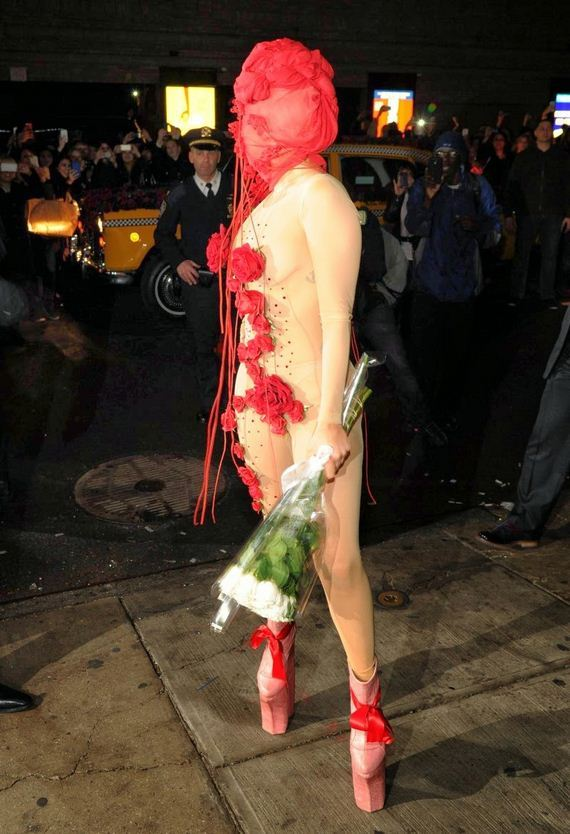Lady-Gaga-Wearing-Sheer-Outfit