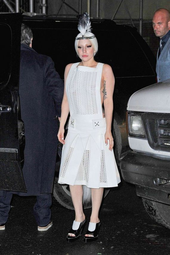 Lady-Gaga-at-quality-Meats-restaurant