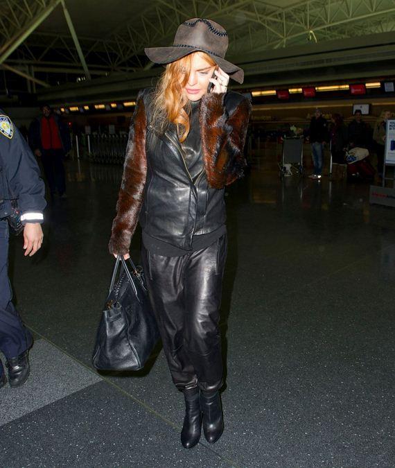 Lindsay-Lohan-arriving