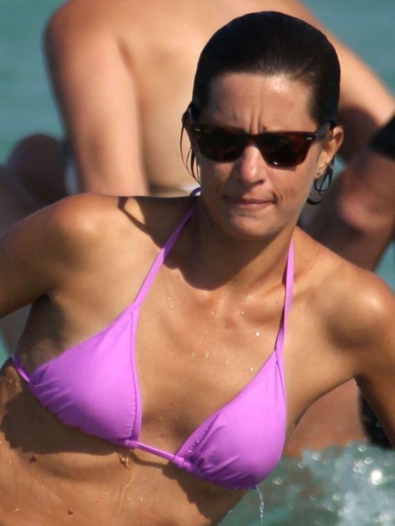 Logan-Fazio-in-a-Pink-Bikini-Top
