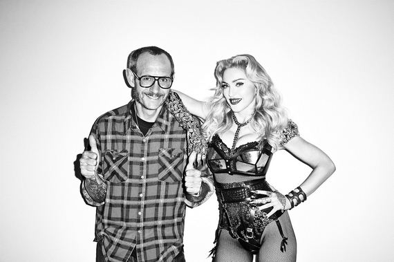 Madonna -Uncle-Terry-2013