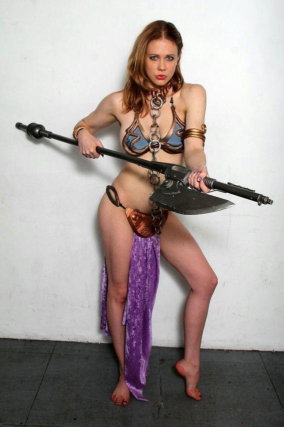 Maitland Ward As Princess Leia Nude Beaches Photo-pic4708