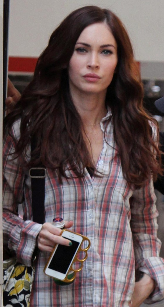 Megan-Fox-iPhone-case