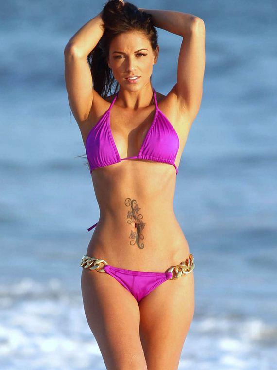Melissa-Riso-Bikini-in-Malibu