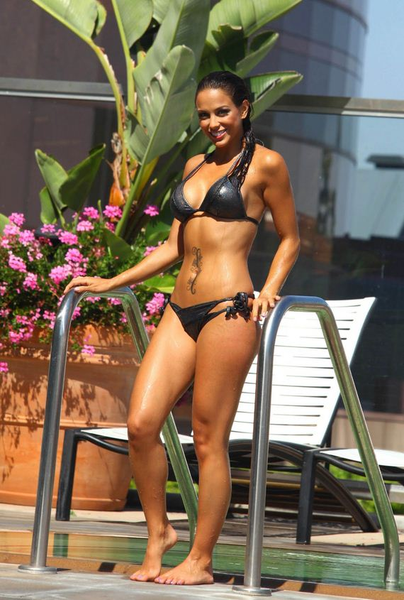 Melissa-Riso-Bikini-photoshoot