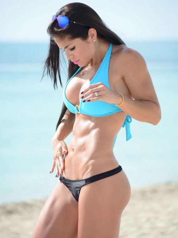 Michelle-Lewin-Bikini-Photos
