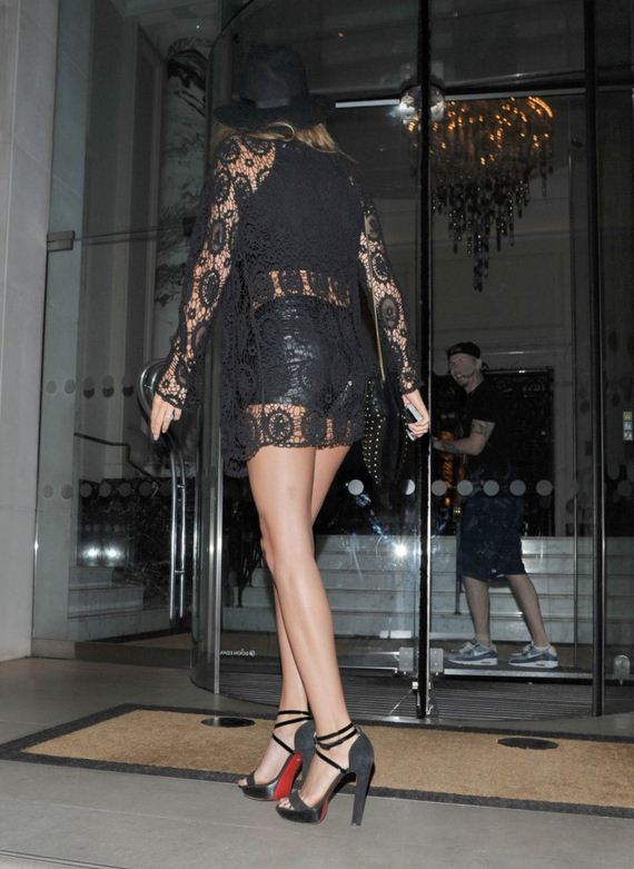 Millie-Mackintosh-in-Leather