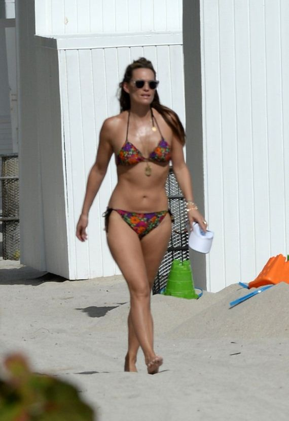 Paparazzi Bikini Molly Sims  nudes (14 pictures), iCloud, lingerie