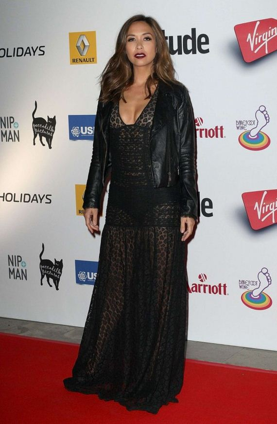 Myleene-Klass -2013-Attitude-Magazine-Awards