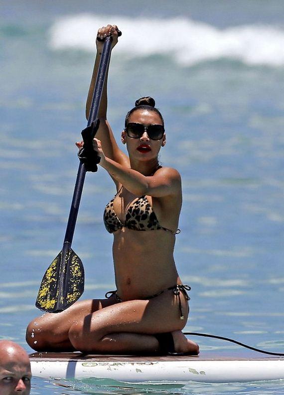 Naya-Rivera-Bikini-Big-Sea