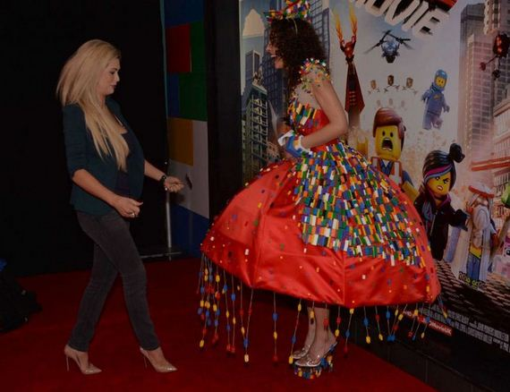 Nicola-McLean -The-Lego-Movie-Premiere
