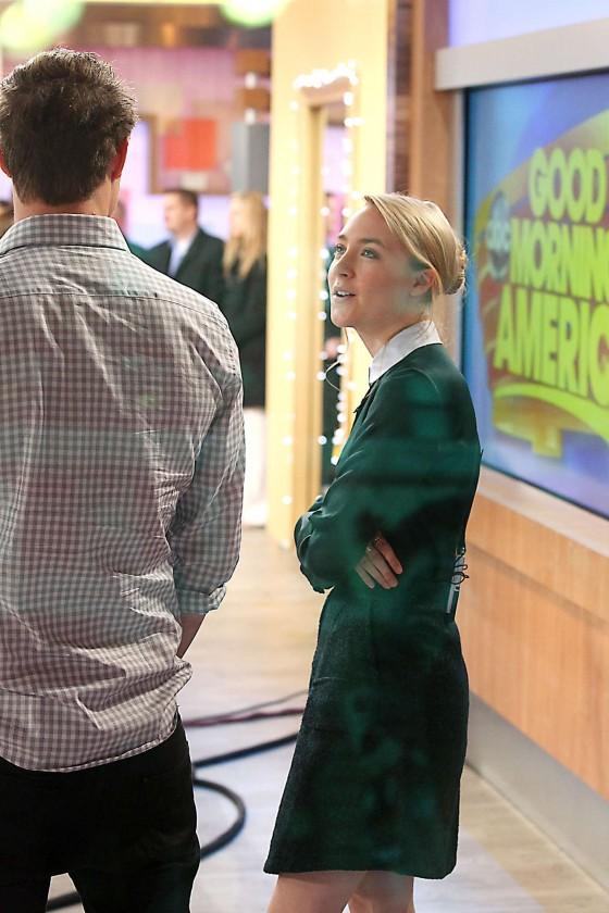 Saoirse-Ronan-at-Good-Morning-America-studios