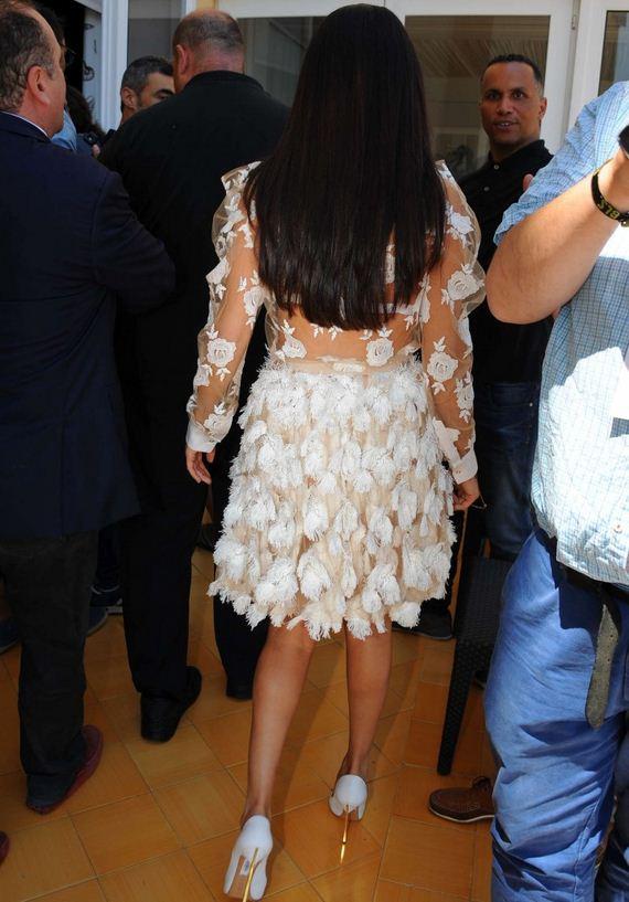 Selena-Gomez-in-White-Dress