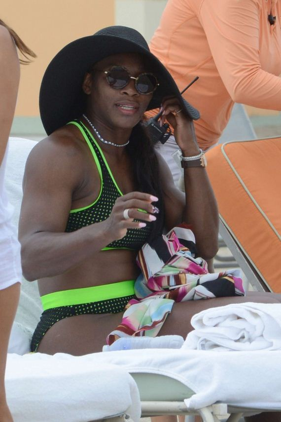 Serena-Williams-in-Bikini