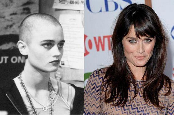 Shaven-celebrities