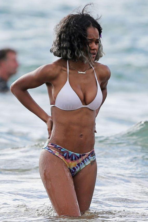 Teyana-Taylor-Bikini