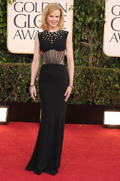 The Worst Dressed At The 2013 Golden Globe Awards