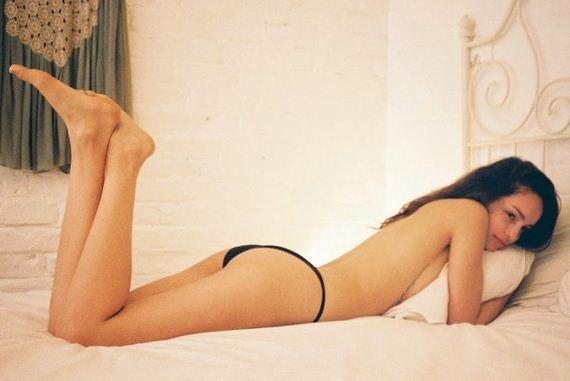 Topless-Bedroom