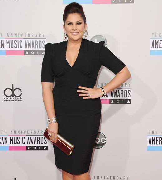 american-music-awards-2012 red-carpet