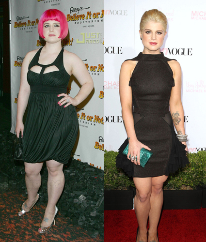 15 Celebrities Who Lost Weight - 12thBlogKelly Osbourne Weight Loss 2016