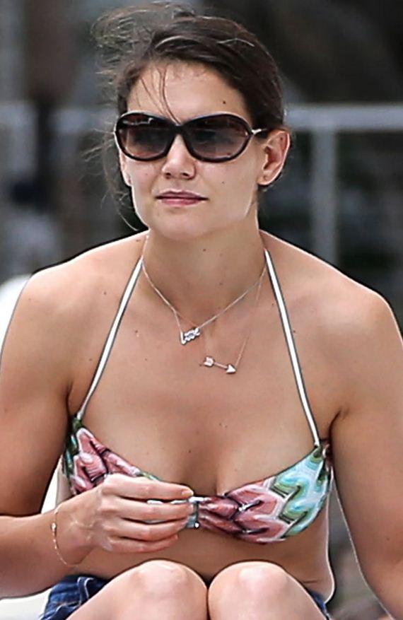 Katie holmes bikini photos
