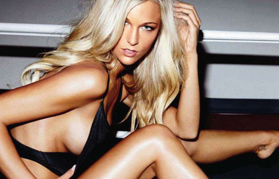 Sexiest Photos Of Strikeforce Ring Girl Kelli Hutcherson