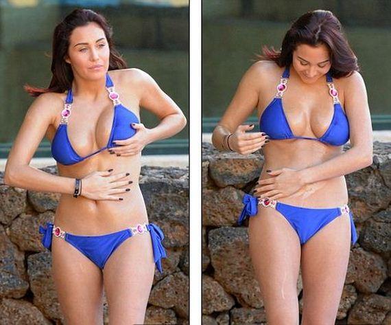 Bikini-clad-Chloe-Goodman
