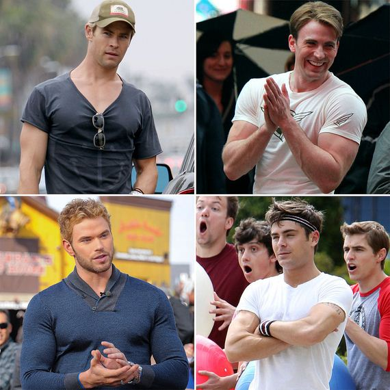 Celebrity-Guys-Tight-Shirts