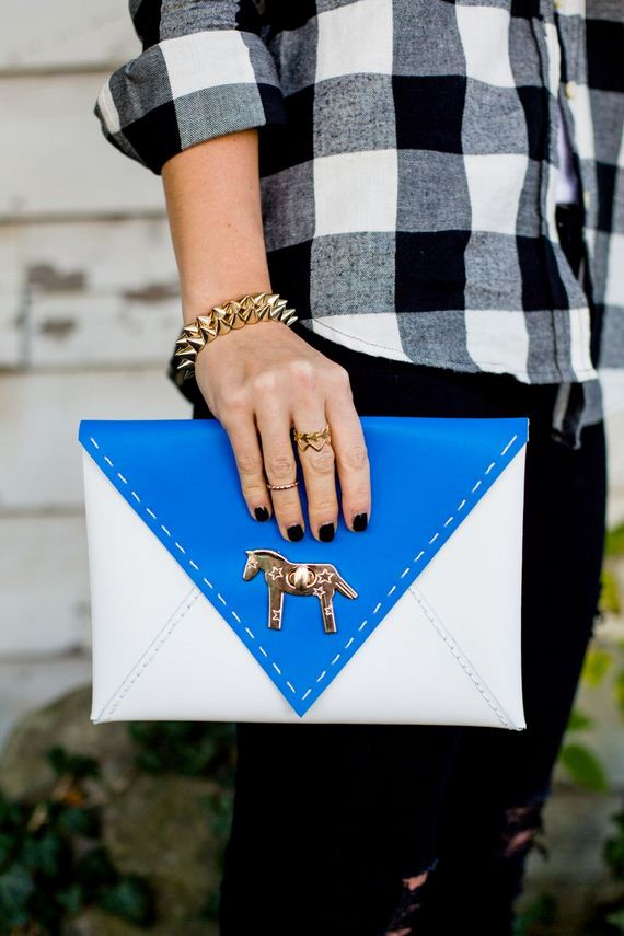 Colorblocked-Envelope