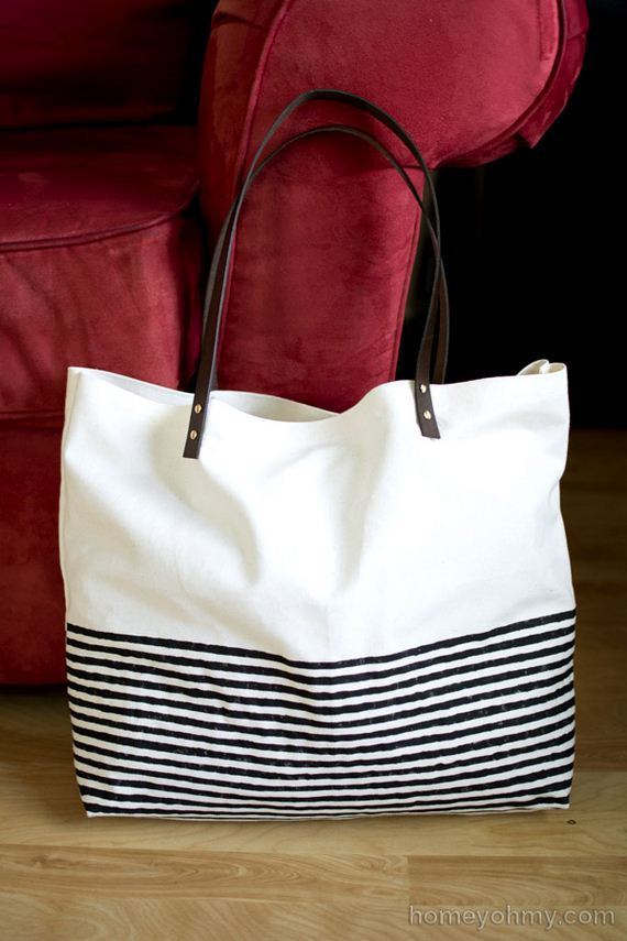 DIY-No-Sew-Tote-Bag