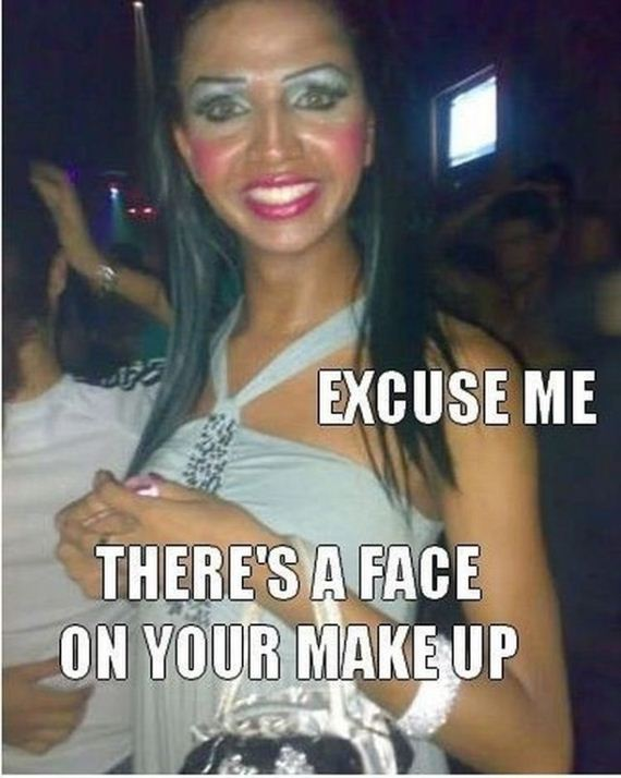 Makeup-FAILS