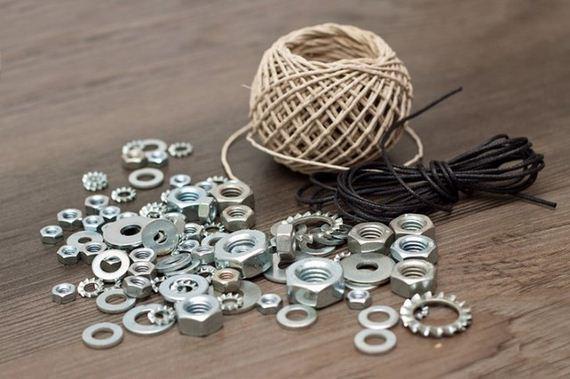 braided-hex-nut-bracelets-diy-handmade