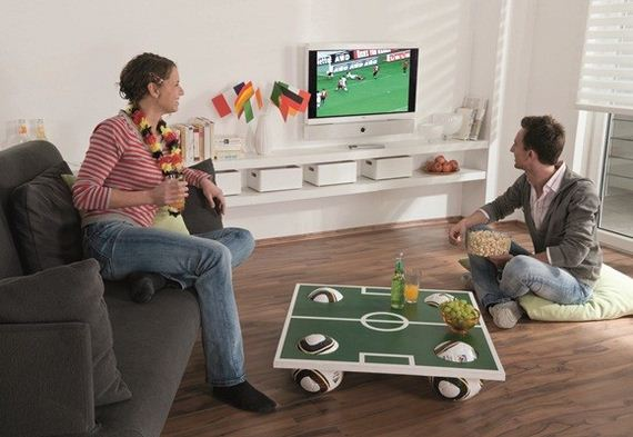 world-cup-party-decor-home-coffee-table-soccer-field-top