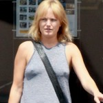 Malin Akerman out in LA