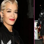 Rita Ora Checks In at Iggy Azalea's London Concert
