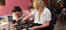 Rumer Willis – Benefit Cosmetics Kick-Off National Wing Women Weekend in LA